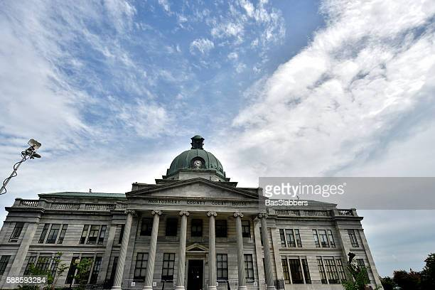 montgomery county court house, in norristown, pennsylvania - montgomery county pennsylvania stock pictures, royalty-free photos & images