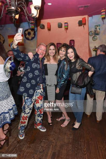 Montgomery Frazier Leesa Rowland Lee Fryd and Jane Scher attend Metropolitan Magazine and 25A Magazine Host April 2017 Cover Star Jean Shafiroff at...