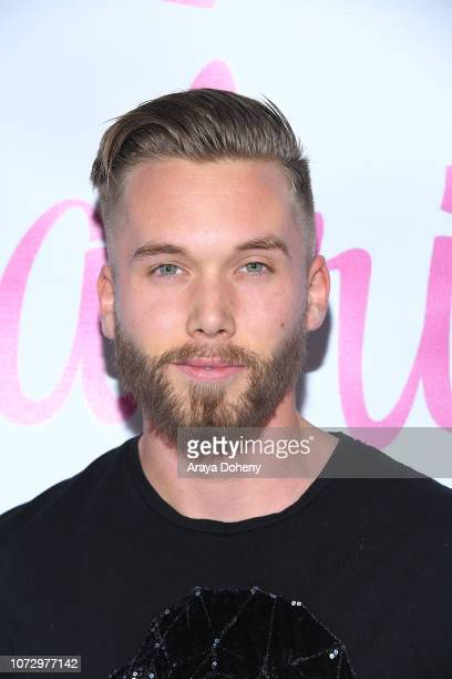 Montgomery Mclaughlin attends the URBAN2020 Fabrice Spies Benefiting STOP Trafficking of People on December 13 2018 in Los Angeles California