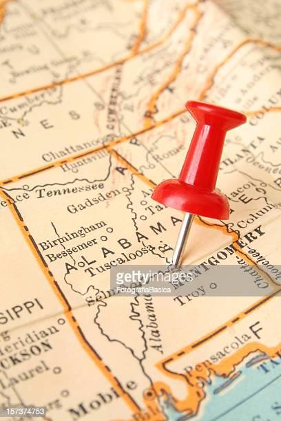 モンゴメリー - アラバマ州 モンゴメリー郡 ストックフォトと画像