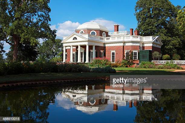 monticello - charlottesville stock pictures, royalty-free photos & images