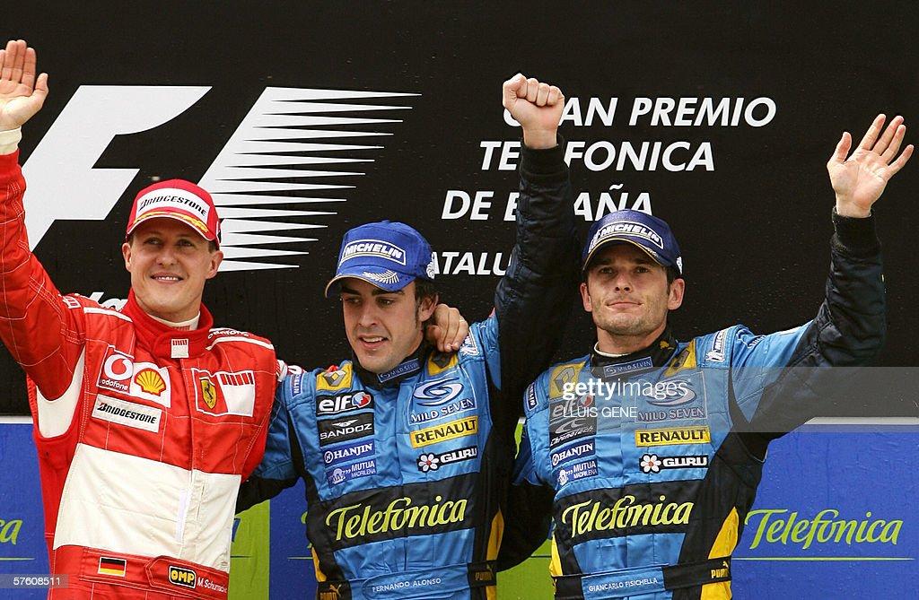 Image result for fernando alonso 2006 spanish gp