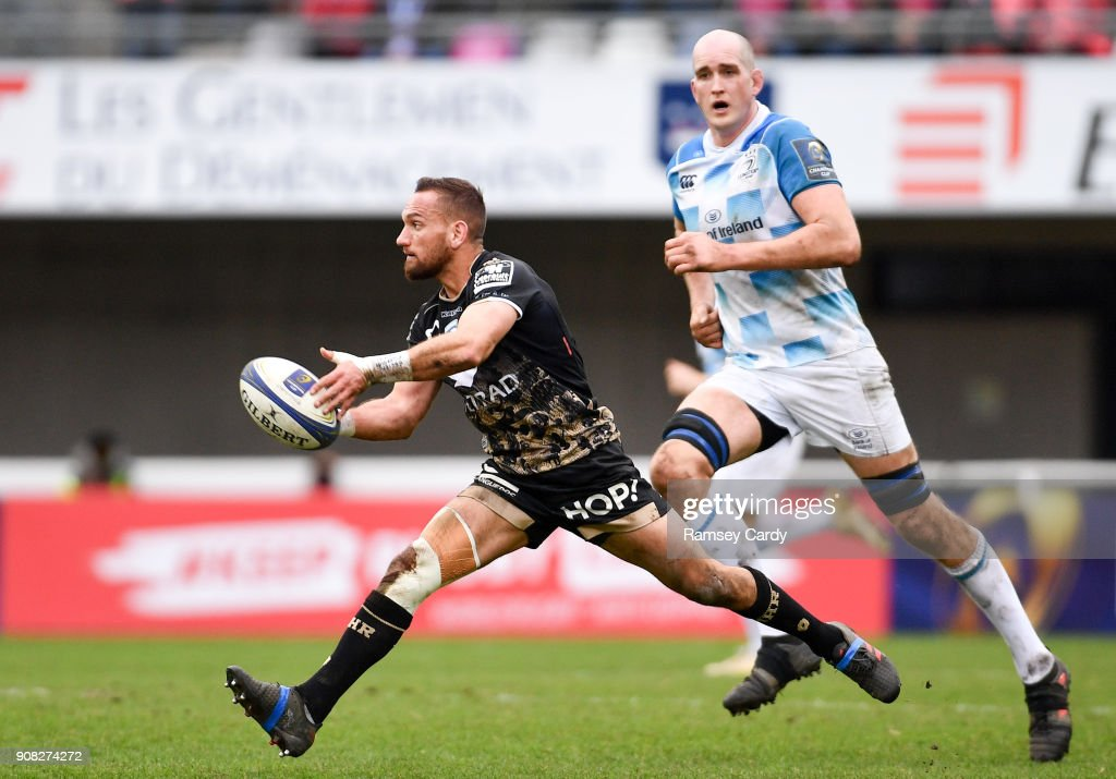 Montpellier v Leinster - European Rugby Champions Cup Pool 3 Round 6 : News Photo