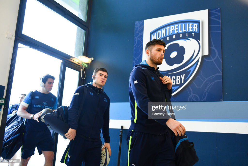 Montpellier v Leinster Rugby -  Champions Cup