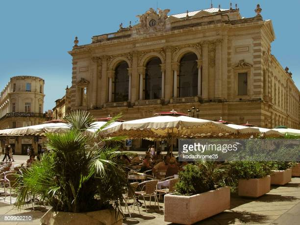 montpellier - montpellier stock pictures, royalty-free photos & images