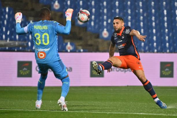 FRA: Montpellier HSC v Olympique Marseille - Ligue 1