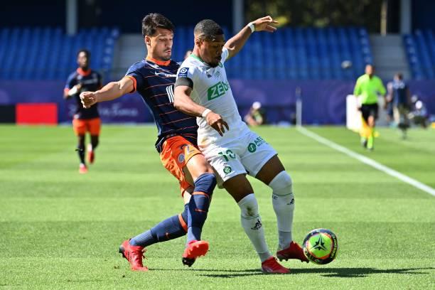 FRA: Montpellier HSC v AS Saint-Etienne - Ligue 1 Uber Eats