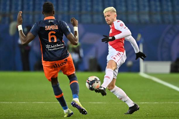 FRA: Montpellier HSC v AS Monaco - Ligue 1