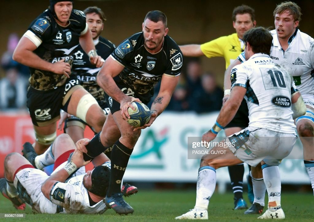 Montpellier v Glasgow Warriors -  Champions Cup
