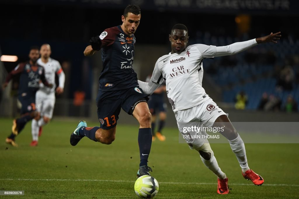 Montpellier Herault SC v Metz - Ligue 1