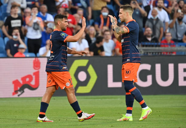FRA: Montpellier HSC v Girondins de Bordeaux - Ligue 1 Uber Eats