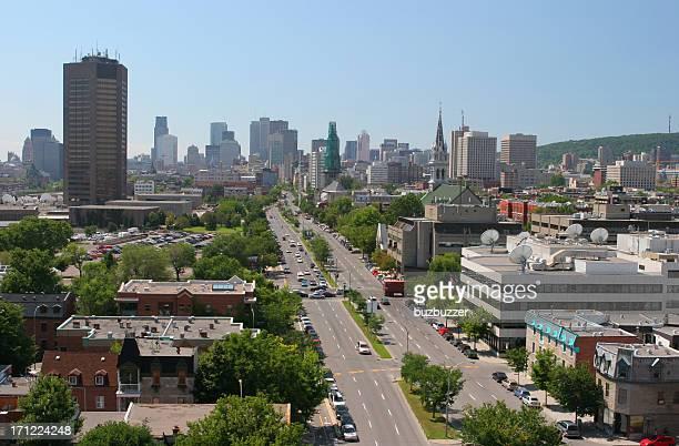 Montreal Boulevard