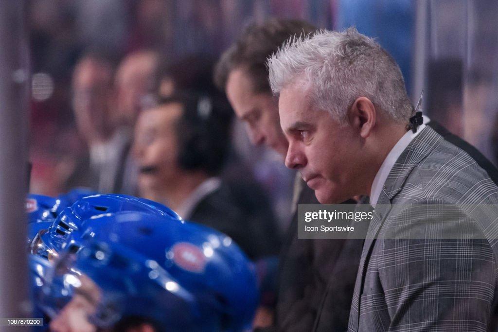 NHL: DEC 02 Sharks at Canadiens : News Photo
