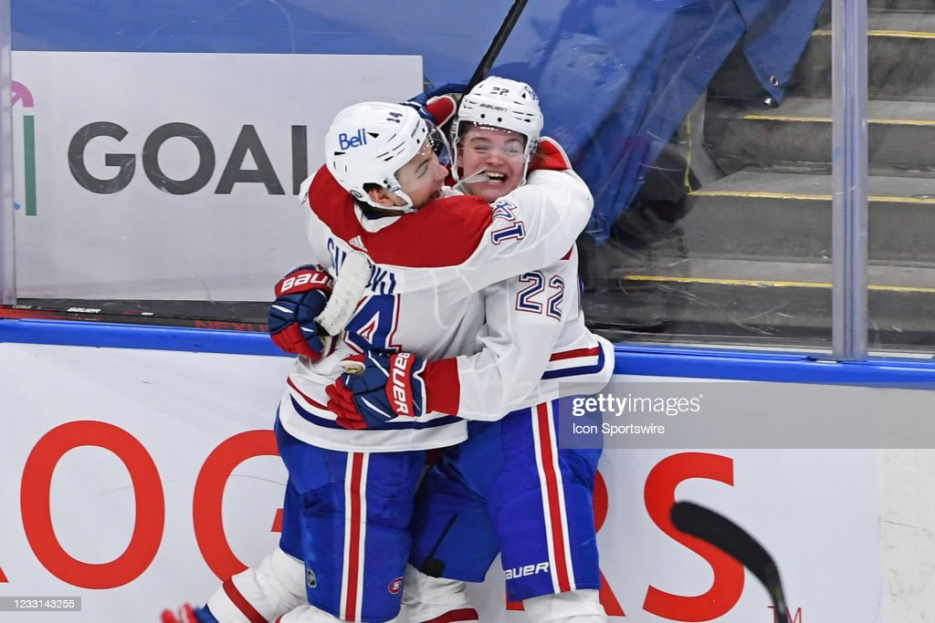 NHL: MAY 27 Stanley Cup Playoffs First Round - Canadiens at Maple Leafs : News Photo