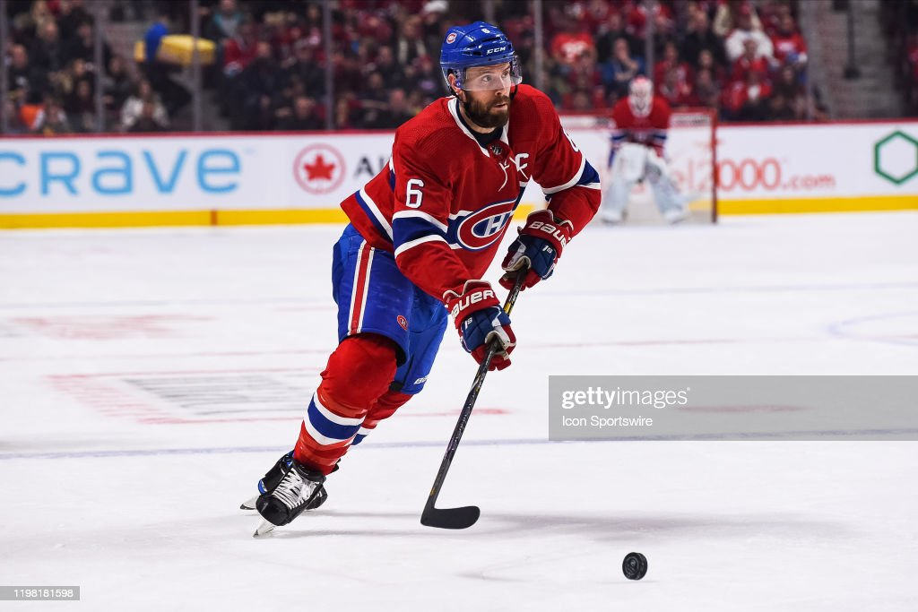 NHL: FEB 02 Blue Jackets at Canadiens : News Photo
