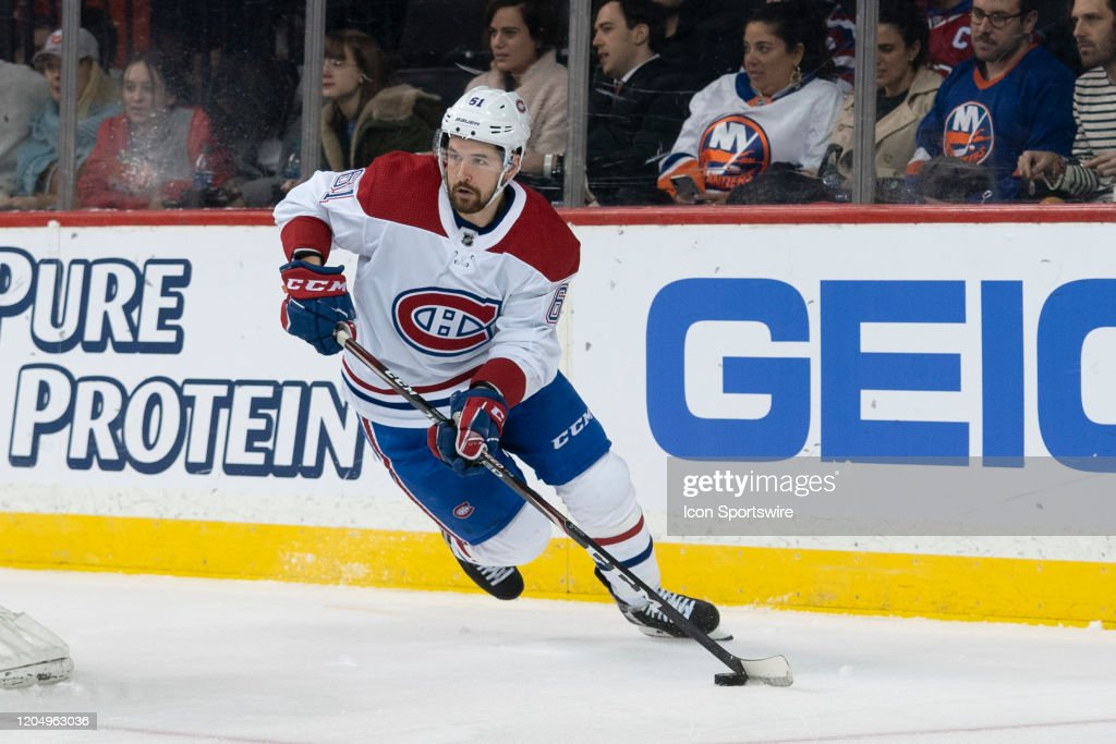 NHL: MAR 03 Canadiens at Islanders : News Photo