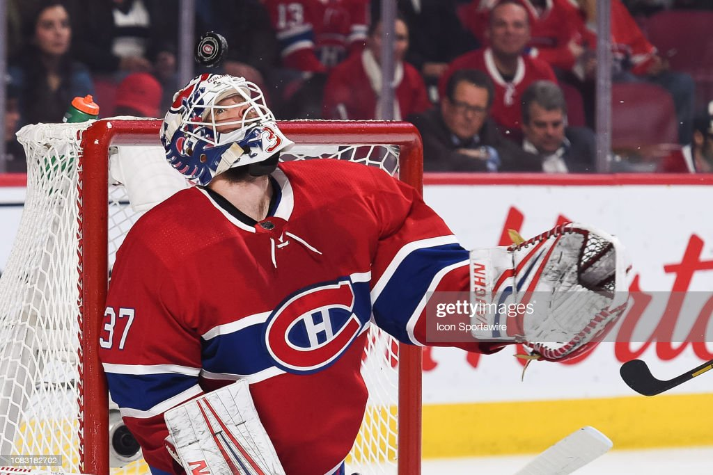 NHL: JAN 15 Panthers at Canadiens : News Photo