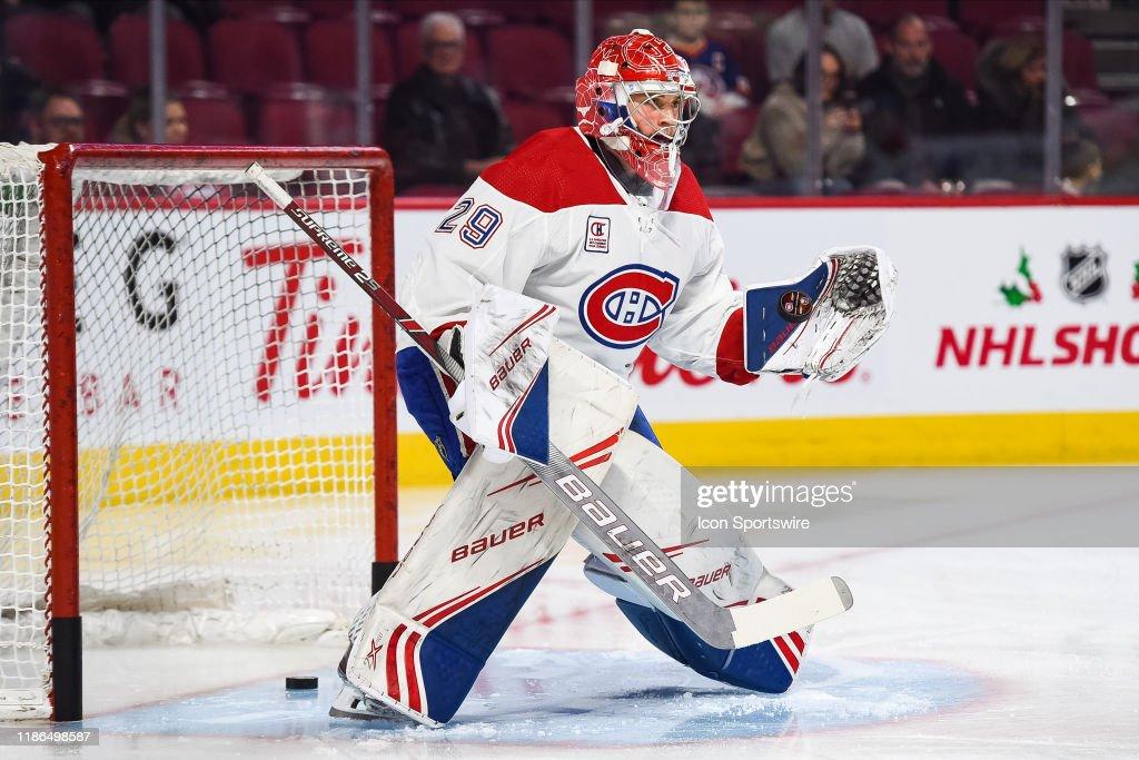 NHL: DEC 03 Islanders at Canadiens : News Photo