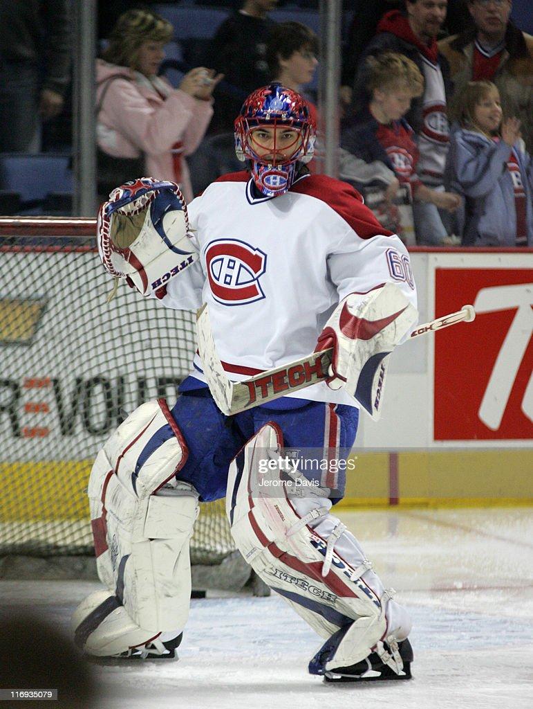 Montreal Canadiens vs Buffalo Sabres - February 9, 2006