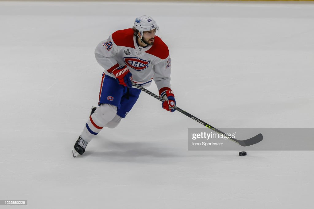NHL: JUL 07 Stanley Cup Playoffs Final - Canadiens at Lightning : News Photo