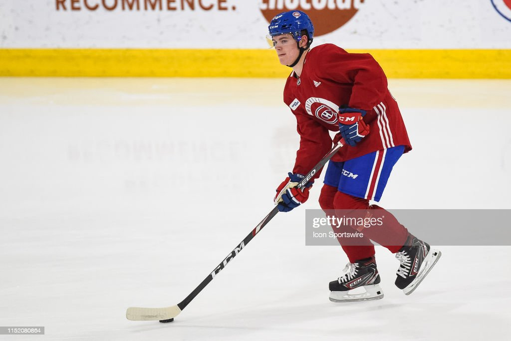 NHL: JUN 26 Canadiens Development Camp : News Photo