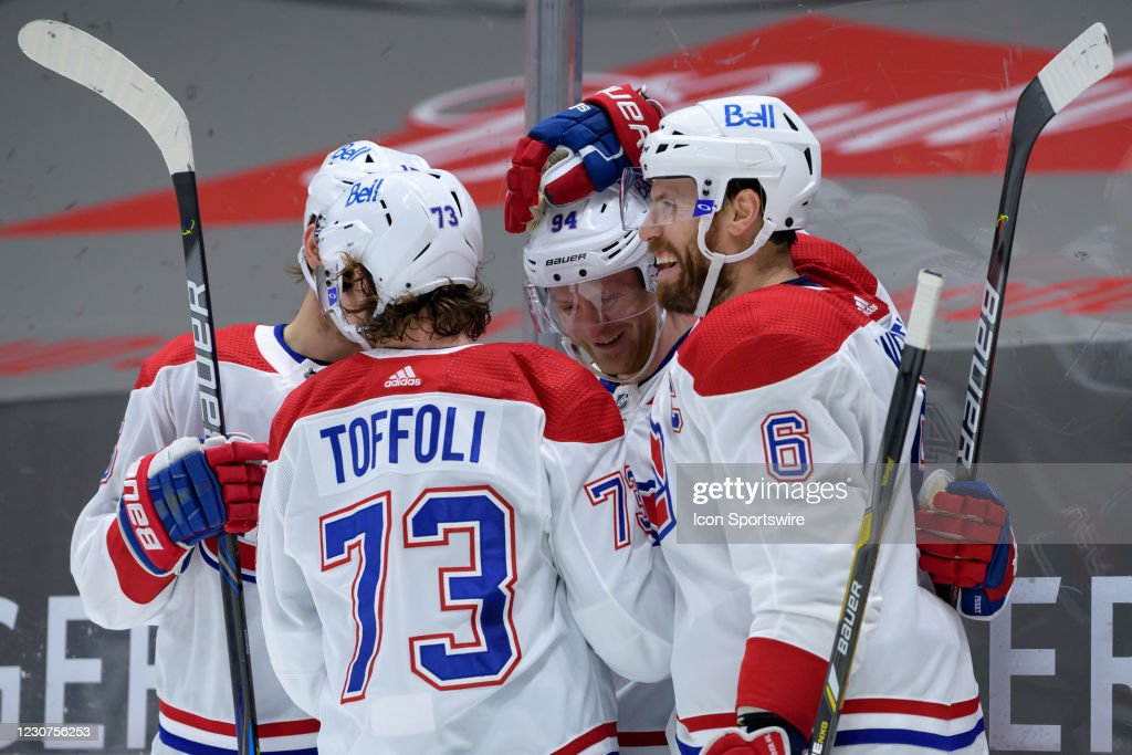 NHL: JAN 23 Canadiens at Canucks : News Photo
