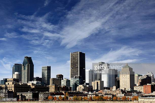 Montreal Cityscape in Summer