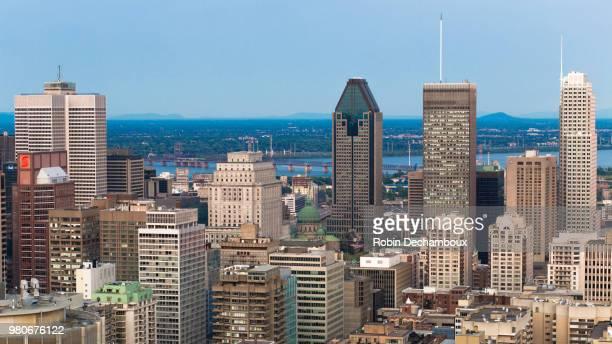 Montreal cityscape, Quebec, Canada