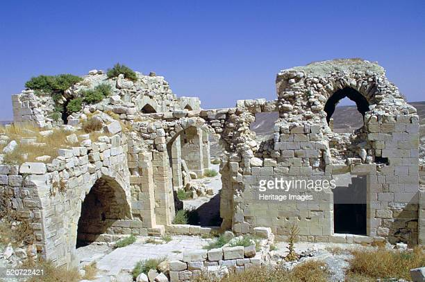 Montreal Crusader castle Shoubak Jordan The castle of Montreal was built in 1115 by Baldwin I of Jerusalem It later passed to Raynald of Chatillon...
