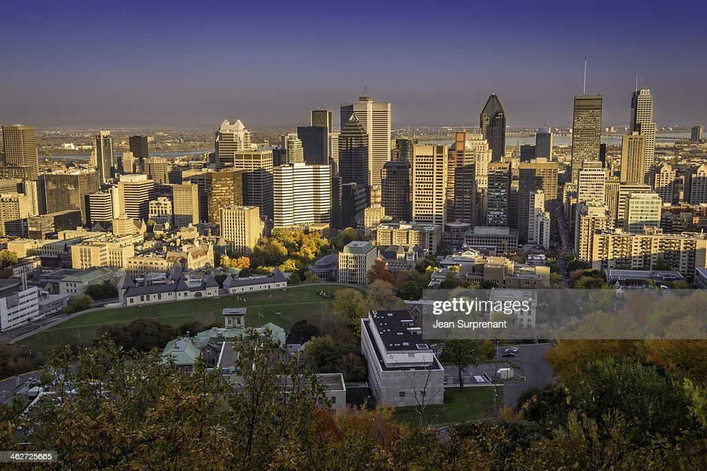 Montreal DRI : Stock Photo
