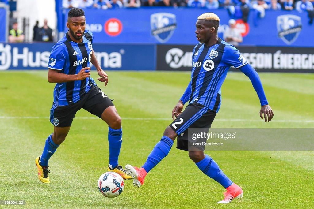 SOCCER: APR 15 MLS - Atlanta United FC at Montreal Impact : News Photo
