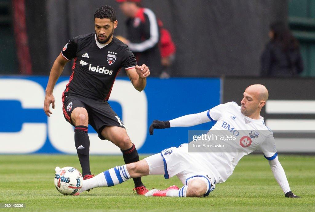SOCCER: MAY 06 MLS - Montreal Impact at DC United : News Photo