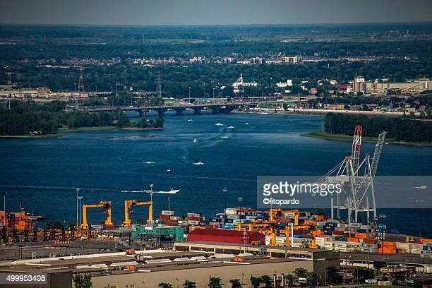 Montreal Port (harbor)