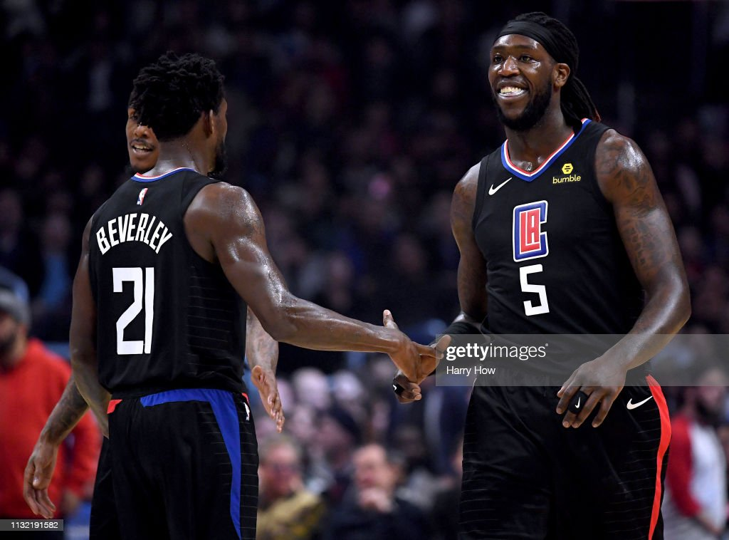 Dallas Mavericks v Los Angeles Clippers : News Photo