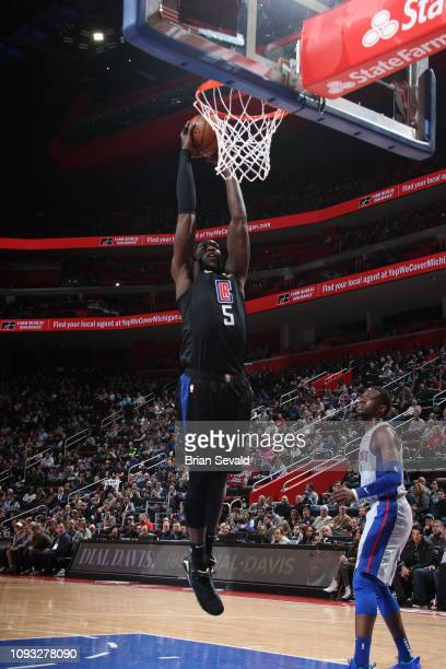 60 Top Detroit Pistons V Los Angeles Clippers Pictures