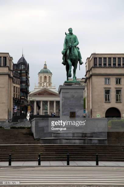 Monts des Arts in Brussel