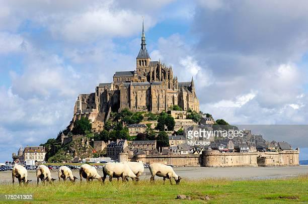 MontSaintMichel Normandy France