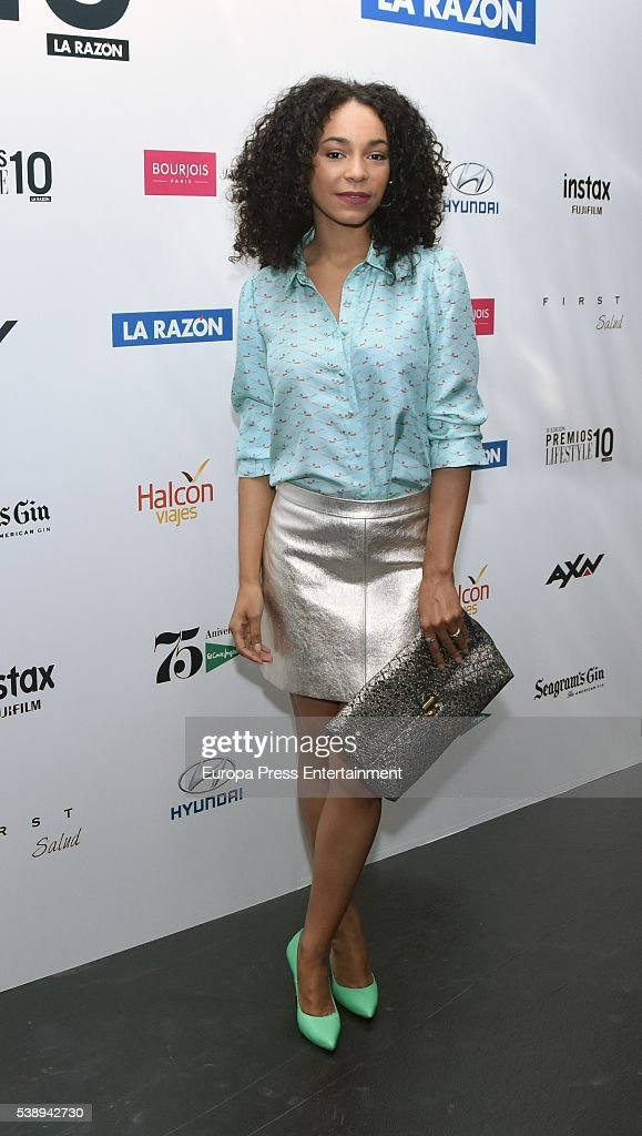 Montse Pla attends the 'Lifestyle awards' photocall at Barcelo theatre on June 8, 2016 in Madrid, Spain.