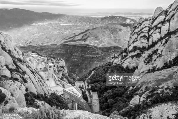 Montserrat Abbey.