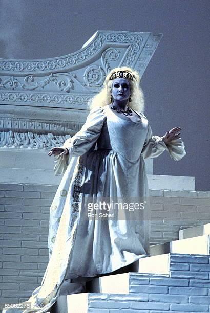 Montserrat Caballe as Semiramide 1981