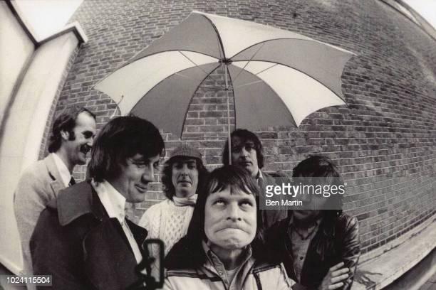 Monty Python John Cleese Michael Palin Graham Chapman Terry Gilliam Los Angeles May 16th 1975