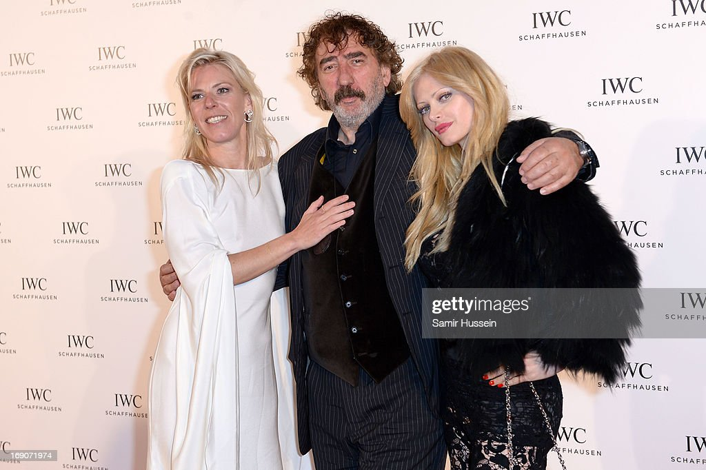 IWC 'For The Love Of Cinema' Cannes Event - The 66th Annual Cannes Film Festival : News Photo
