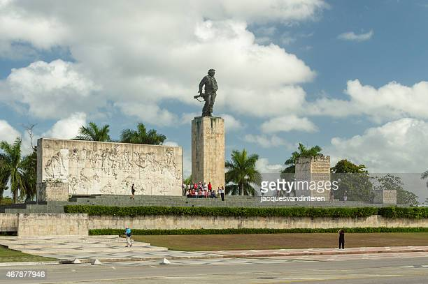 Monument and tomb Che Guevara