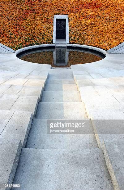 Monument in Tokio Park