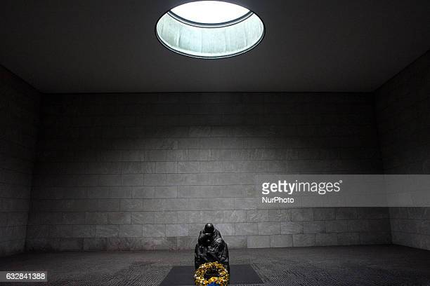 Monument Neue Wache in Berlin Germany on