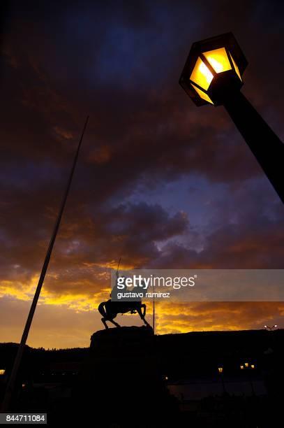 monument of General Antonio de Sucre