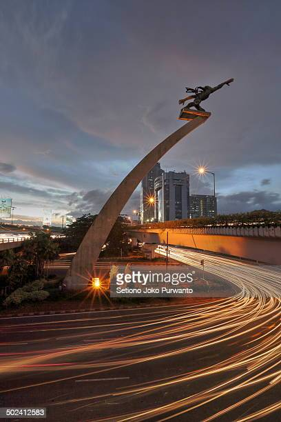 CONTENT] Monument Statue Dirgantara or better known as the Patung Pancoran is one monument statue located in Jakarta The location of the monument is...