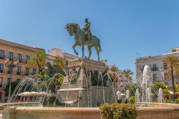 Monument to Miguel Primo de Rivera - Jerez de la Frontera