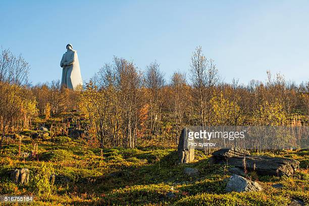 Monument to Russian soldiers