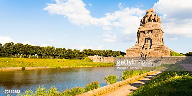 Monument to the Battle of the Nations in Leipzig